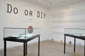 Information As Material, Do or DIY (2012), Whitechapel Gallery (London). Photo courtesy of Whitechapel Gallery.