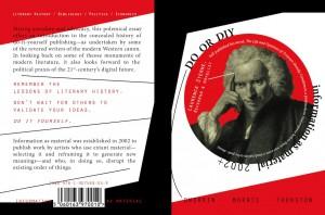 Craig Dworkin, Simon Morris and Nick Thurston, Do or DIY (York: Information As Material, 2012).