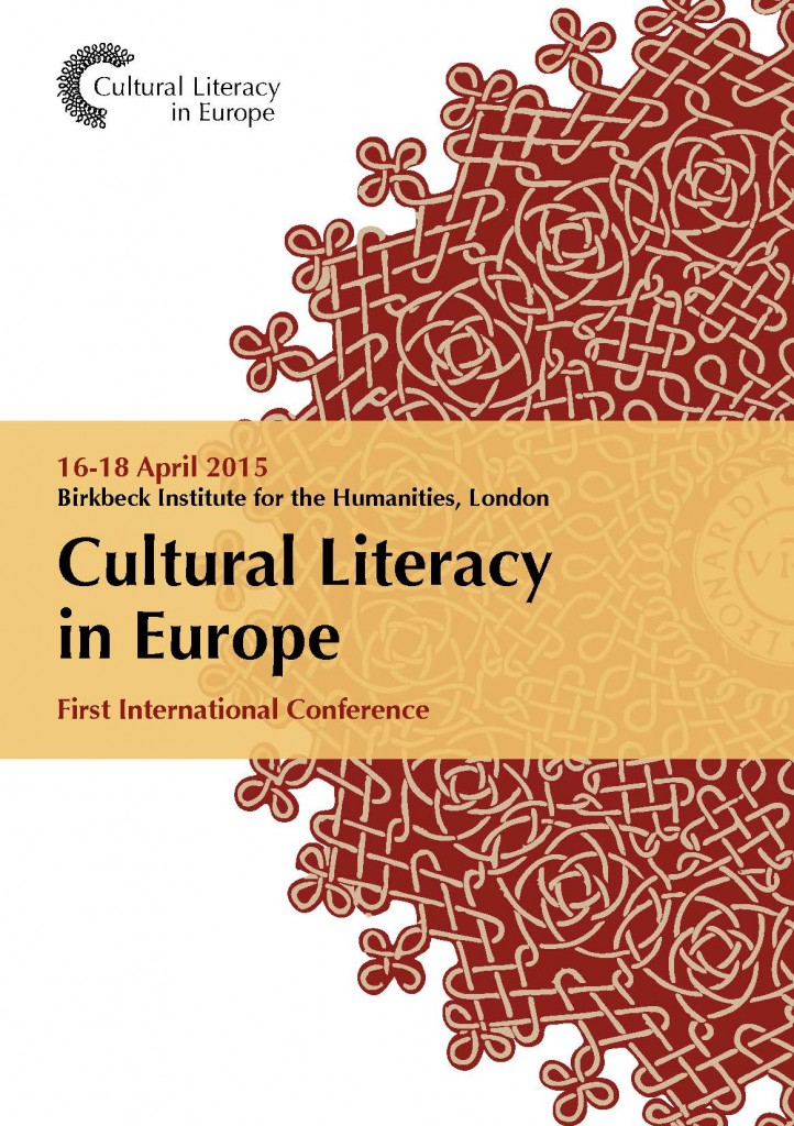My CMS – Cultural Literacy in Europe