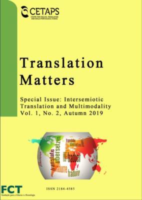 Translation Matters. Bennet (Ed).Edited book